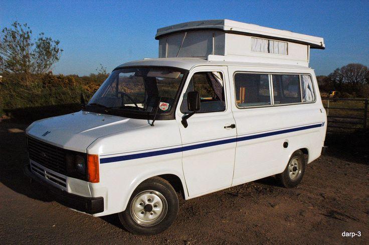ford transit mk2 camper van classic cars pinterest. Black Bedroom Furniture Sets. Home Design Ideas