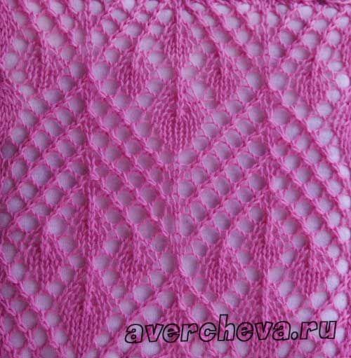 Pattern 36 | catalog knitting patterns