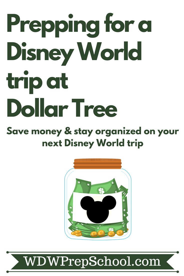 Countdown calendars, road trip fun, hotel room organization, disposable ponchos, pop up hampers - you never know what you're going to find at your local Dollar Tree BUT you definitely will find lots of stuff you can use before, during, and after your next Disney World trip | Save money by prepping for your next vacation at Dollar Tree | #dollartree #dollarstore #disneyworld #disneyworldtips