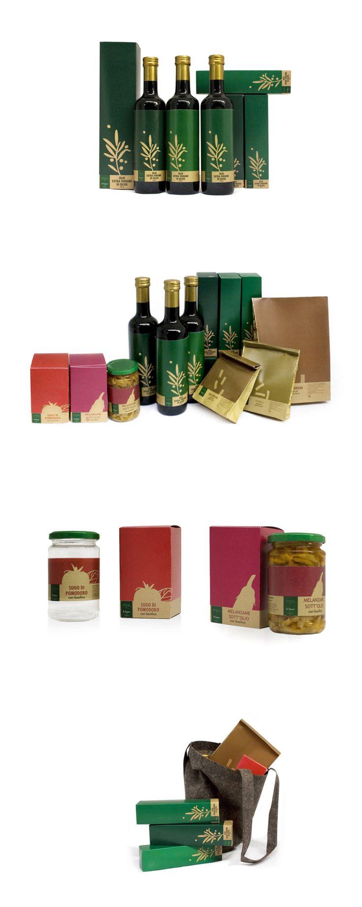 Le Lame, Label Design ─ Giulio Patrizi Design Agency ©     #label #design #oil