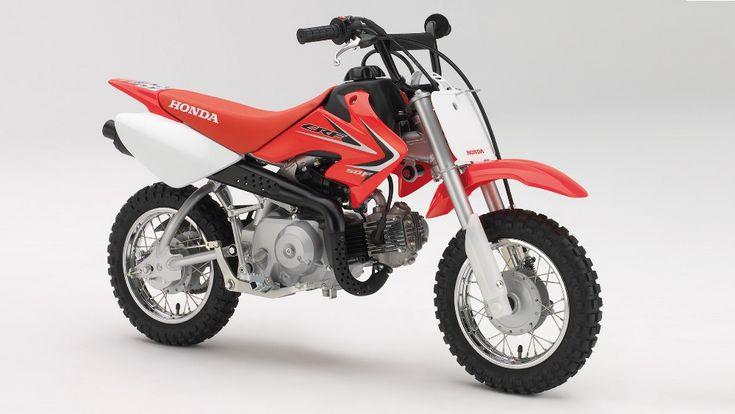2017 HONDA CRF50 Kids Dirt Bike