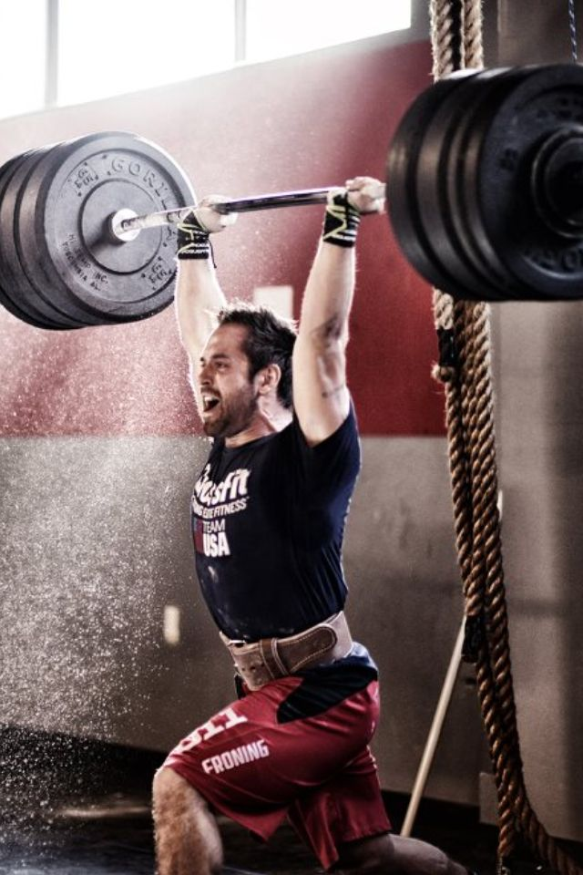 Rich Froning. Boss.