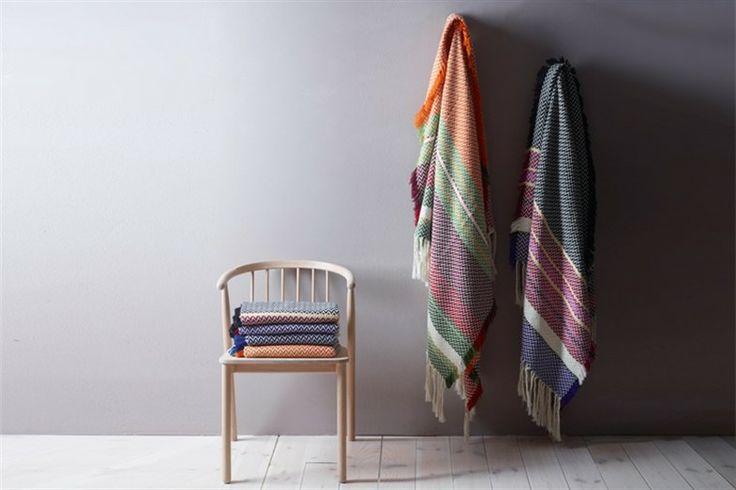 bunad blanket series designed by Andreas Engesvik
