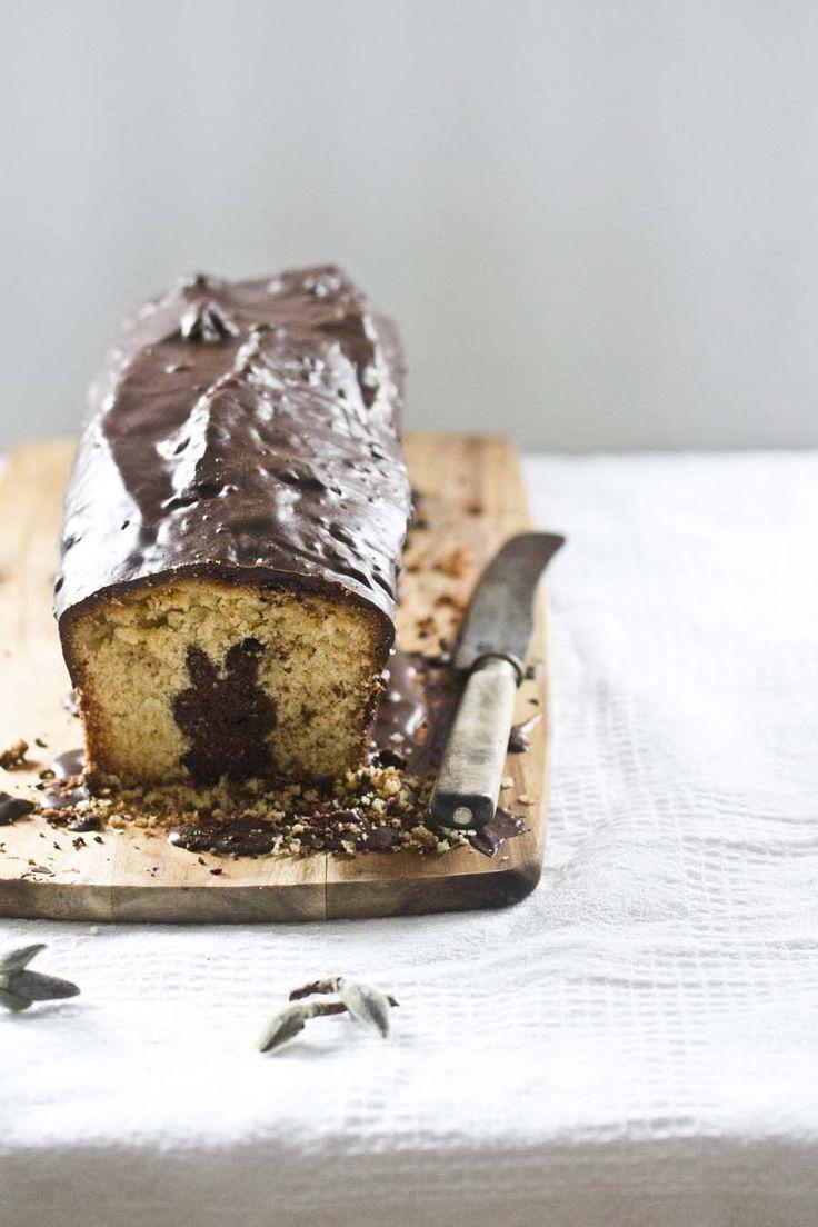 Rezept: Miffi-Osterhasen-Kuchen [Frau Zuckerstein]