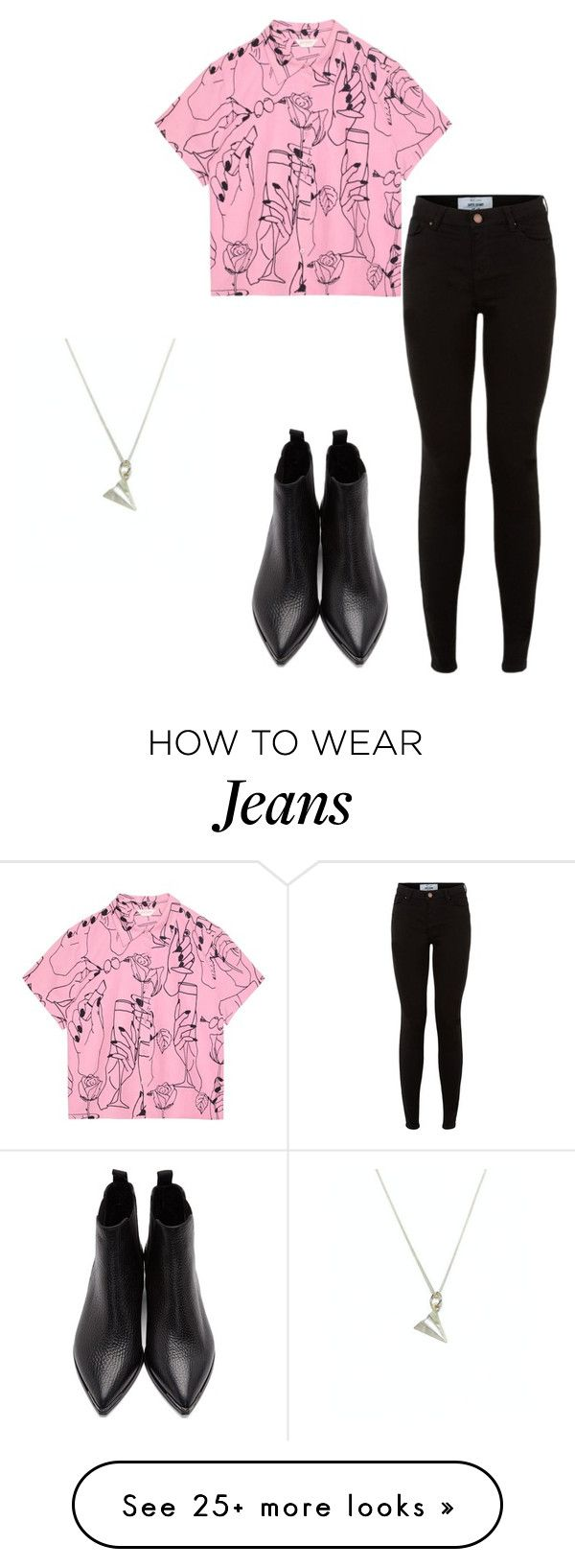 """""""Styles"""" by lowrilester on Polyvore featuring moda e Acne Studios"""