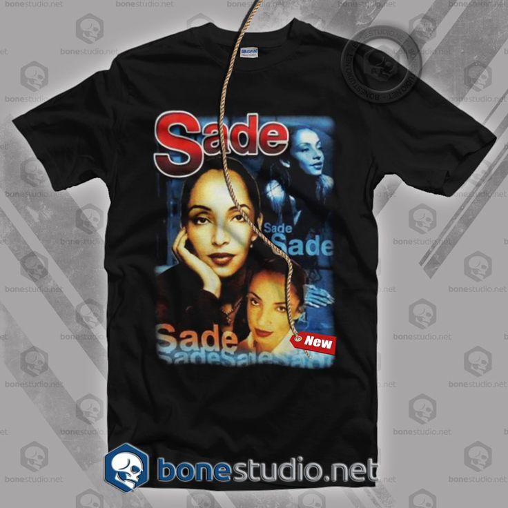 Sade Tour T Shirt – Adult Unisex Size S-3XL