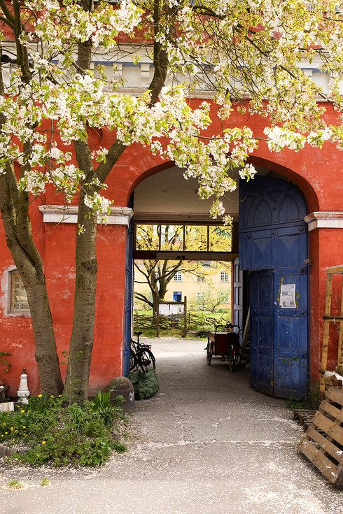 It's full of vibrant scenery with a gritty edge. | Why You Need To Visit Denmark's Hippie Commune Before You Die