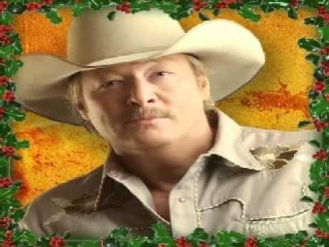 Alan Jackson ~ Honky Tonk Christmas | Christmas Music Videos ...