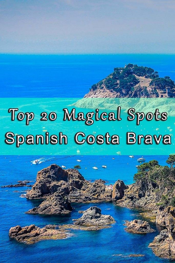 A photographic journey through the Costa Brava, one of the most picturesque coastal area of Spain. Wonderful coastal towns and villages with interesting history, lovely secluded beaches to be explored. We show you 20 of the most magical spots in the Costa Brava. Click to read more.