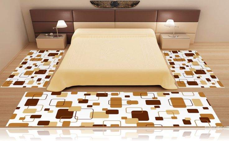 yatak odası halıları
