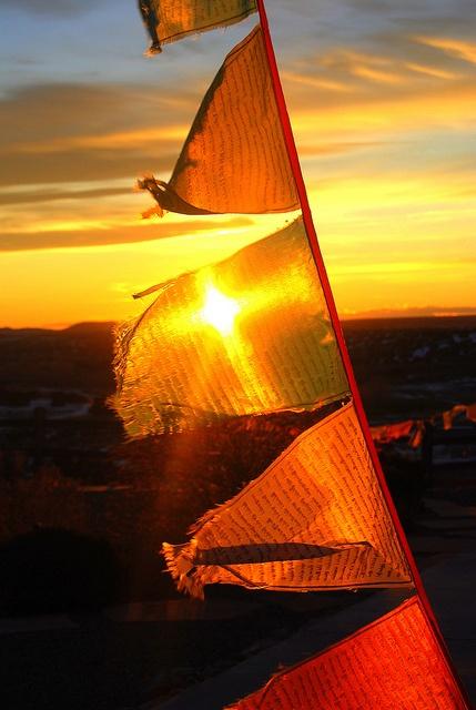 prayer flagsPrayer Flags, Include Volunteers