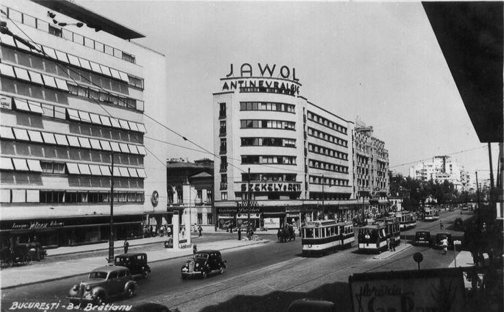 Bulevardul Magheru, anii '40