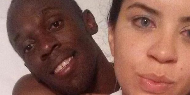 The girl who apparently spent the night with Usain Bolt after he celebrated his…