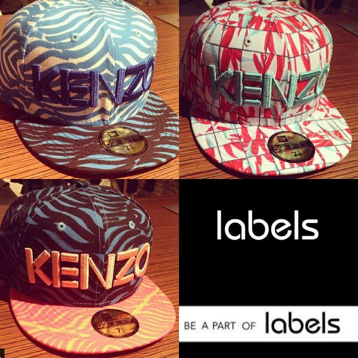K E N Z O  C A P S available now  Ofcourse @ L A B E L S   S I T T A R D