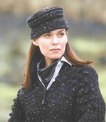 Ravelry: Ballinafad Sweater pattern by Maggie Jackson