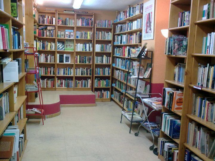 La Tarde Libros. Madrid. Spain