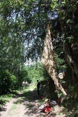 KARDO KOSTA: 10 Años Land Art Binntal-Ausserbinn