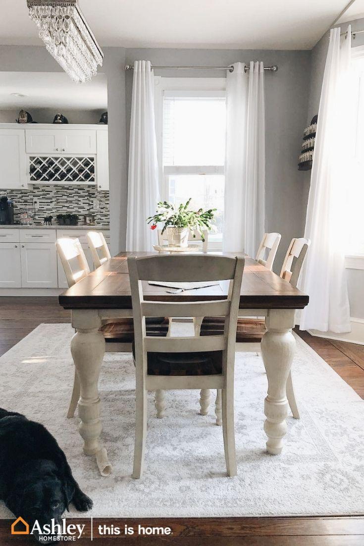 Marsilona Dining Room Table Living Room Sets Furniture