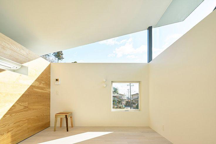 House in Yokkaichi by SYAP