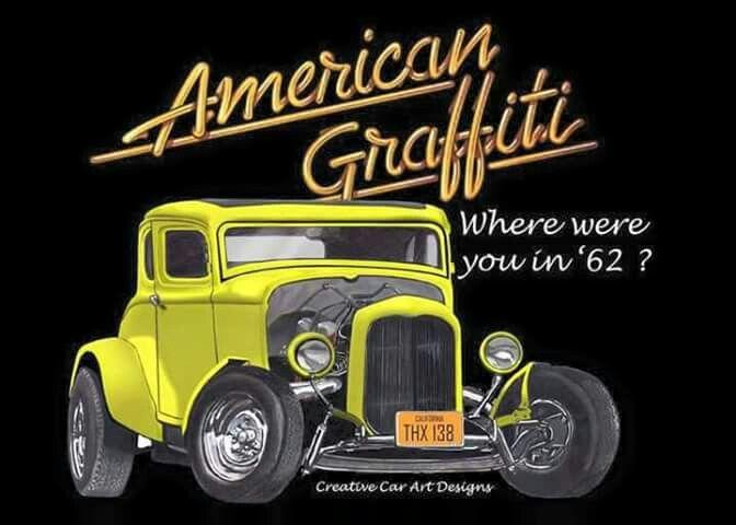 Dd De Ff B F B Ac American Graffiti Movie Cars