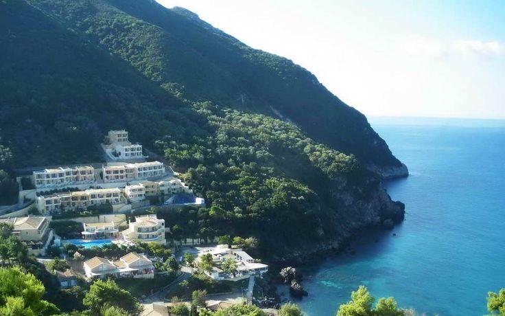 Hotel Grand Mediterraneo 5* - photo 2  http://www.meridian-travel.ro/hoteluri/corfu/hotel-grand-mediterraneo/
