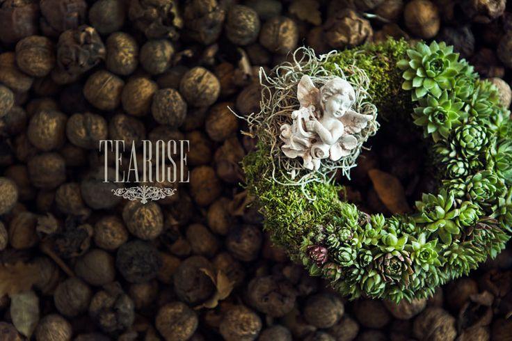 Halottak napi koszorú | all hallows wreath