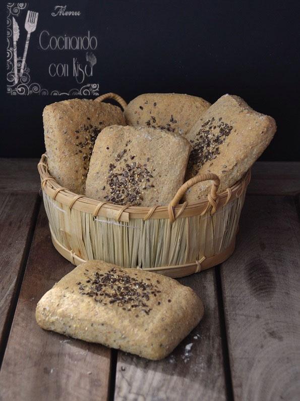 Cocinando con kisa pan integral con semillas y salvado de for Pane con kitchenaid