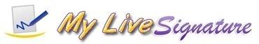 Online Personal Signature Maker - MyLiveSignature - Free Personal Signature Generator,