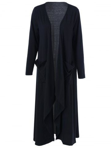 GET $50 NOW   Join RoseGal: Get YOUR $50 NOW!http://m.rosegal.com/plus-size-sweaters-cardigans/open-front-plus-size-duster-946276.html?seid=7874533rg946276