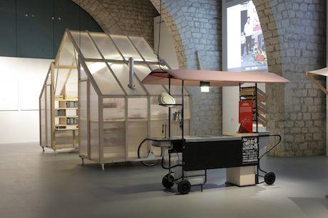 Expo «Ma Cantine en ville»: non, les food trucks n'ont pas le monopole de la cuisine mobile | Slate.fr