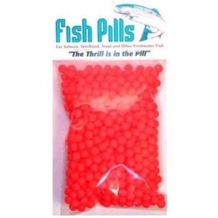 Mad River Fish Pills Standard Packs, Red