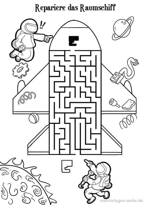 Irrgarten Labyrinth Fur Kinder Mazes For Kids Labyrinth Free Coloring Pages