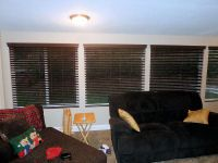 Basswood and Fauxwood Blinds by Time4Blinds. See more at http://time4blinds.com/Gallery/basswoodfauxwoodblinds.html