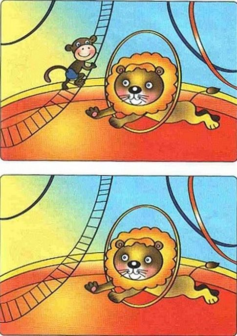 картинки для детей найди отличия (8) (485x686, 855Kb)