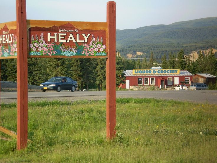 Healy, Alaska