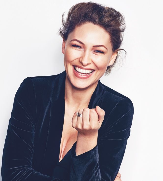 We know exactly how Emma Willis stays in such great shape
