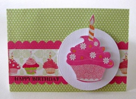 Candy Land Collection Card 1 by Trudi Harrison