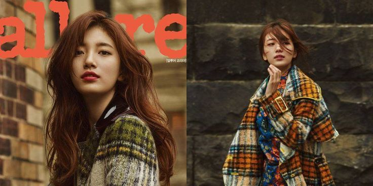 #suzy #missa #autumn #photoshoot #allure #fashion #magazine #kpop