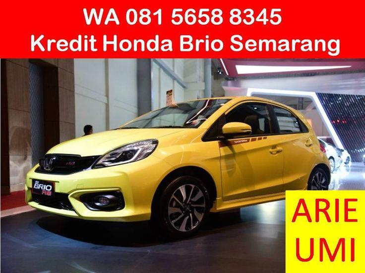 WA 081 5658 8345, Kredit Honda Brio Semarang, Harga Mobil Berbeda Beda Sesuai Model, Type Dan Promo Yang Sedang Berlaku INFO LENGKAP TELP / WA 081 5658 8345 (Indosat) Arie Umi