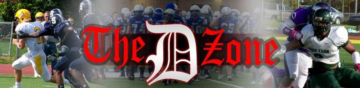 The D - Zone: 2012 D4-D8 Final West / North Michigan High School Football 30/30 Rankings (Division 4-8)