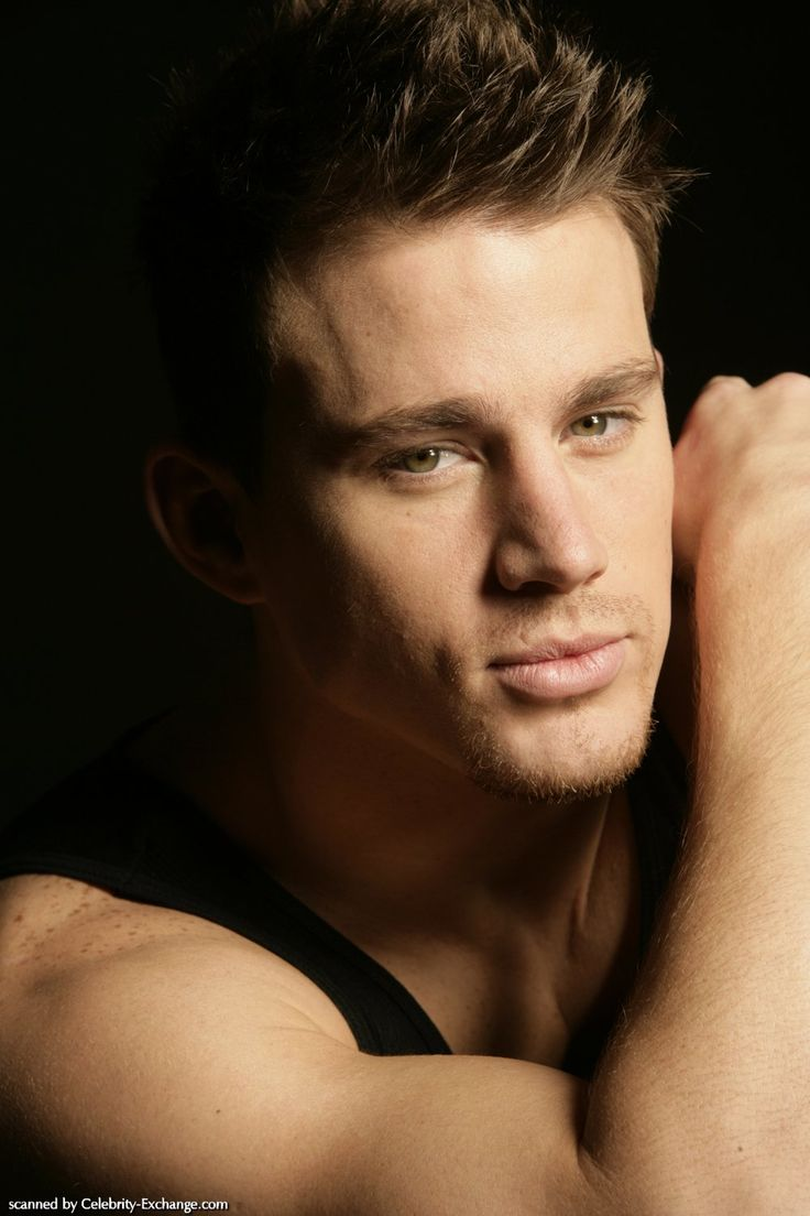 Channing Tatum <3 why does he have to be married?!?