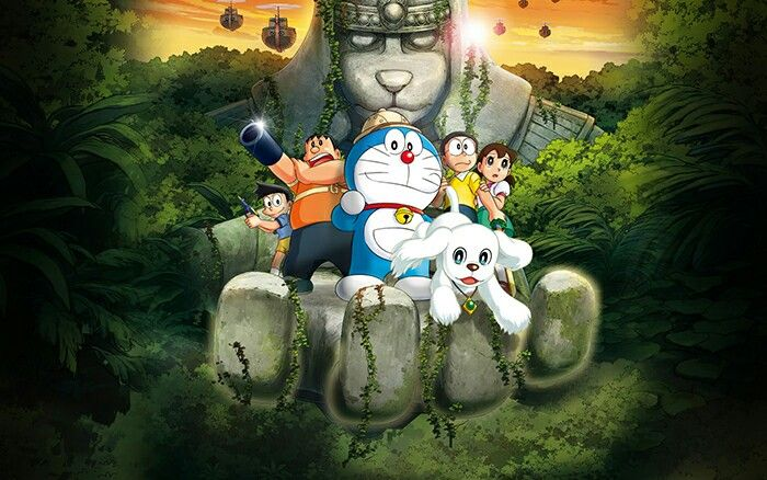 Doraemon movie poster