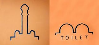 Señaletica para baños | ADGUER Diseño Multimedia