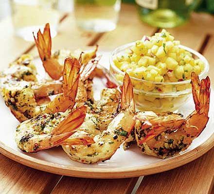 Fragrant Thai prawns. Add subtle Thai flavours to seafood in Curtis Stone's prawn recipe