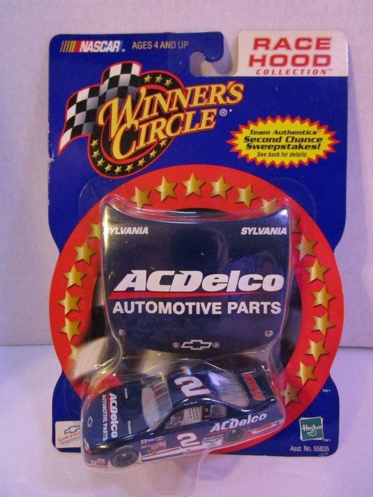 Winners Circle 2001 Kevin Harvick #2 AC Delco Chevy Monte Carlo 1/64 Race Hood #WinnersCircle #Chevrolet