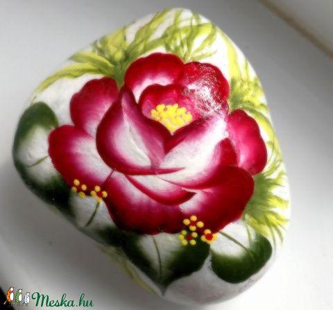 Rubin rózsa  (aPiros) - Meska.hu