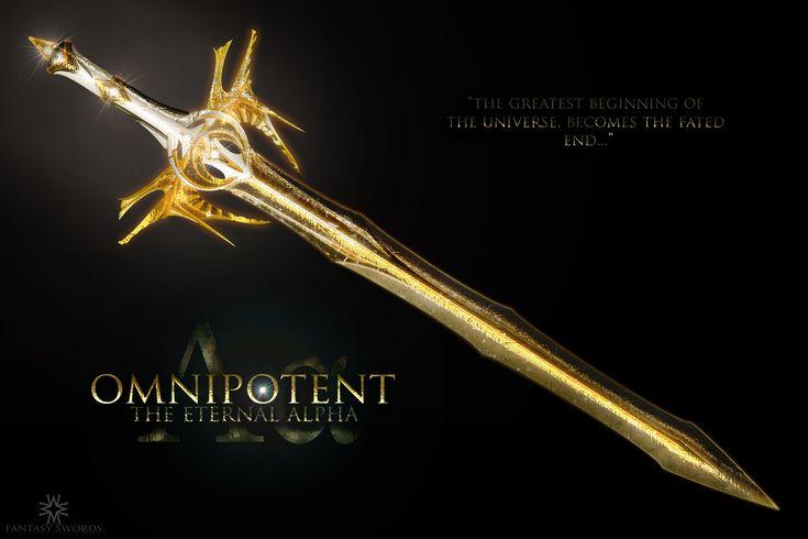 Omnipotent, The Eternal Alpha by Wayanoru.deviantart.com on @DeviantArt