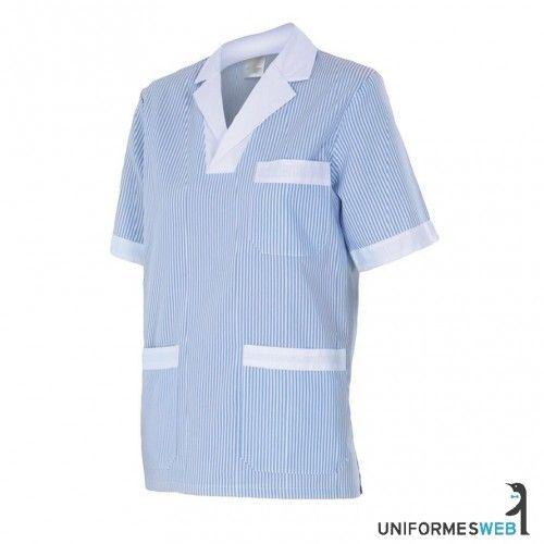 Camisola pijama señora, este pijama es ideal para mujeres tanto sanitarias como para limpieza