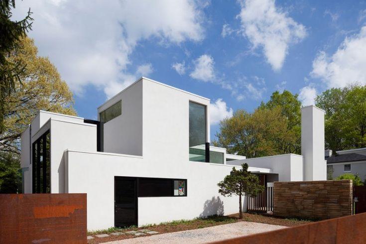 Jigsaw Residence by David Jameson Architect