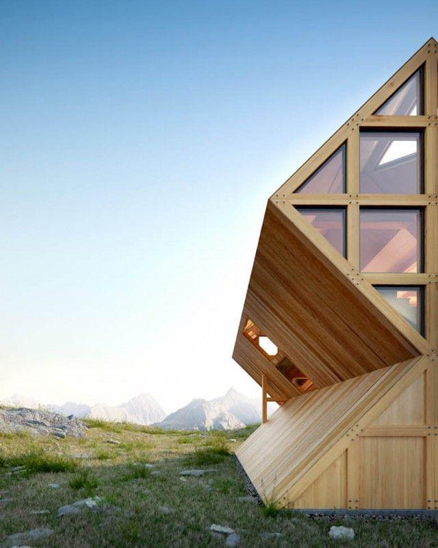1000+ images about Plans de maisons bois sur Pinterest  Chalets, Cabane et Fils